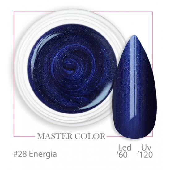028 - Energia - Master Color - Gel color UV LED - 5ml