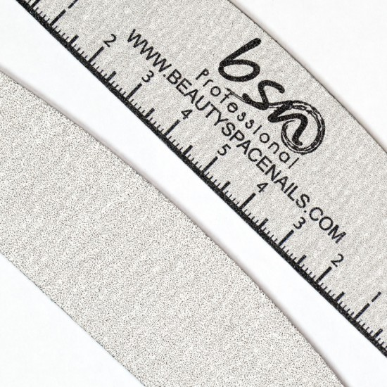 File Crescent Striped grit 100/180 with logo