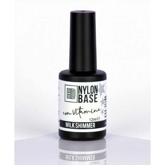 Milk Shimmer - Hd Nylon Base Builder with Vitamin E and Calcium