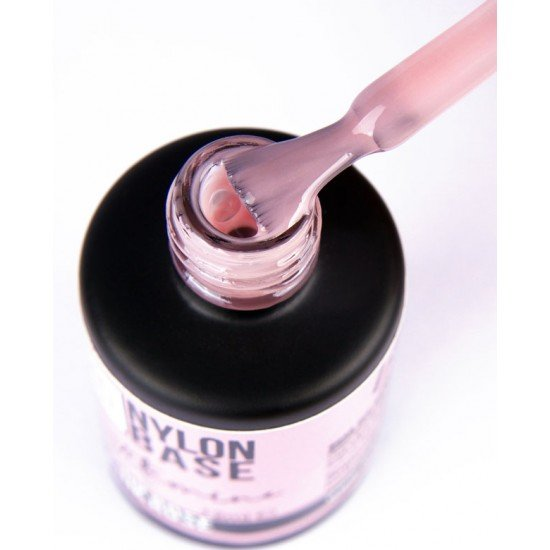 Hd Nylon Base Builder with Vitamin E and Calcium - Pink Rose
