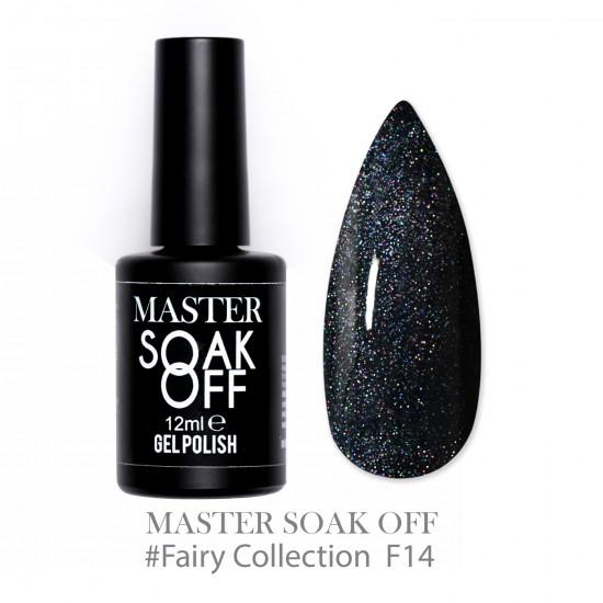 FAIRY 14 - Master Color Soak Off 12 ml