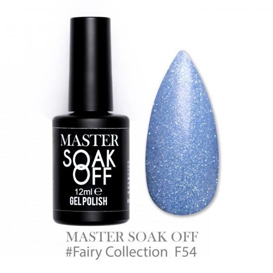 FAIRY 54 - Master Color Soak Off 12 ml