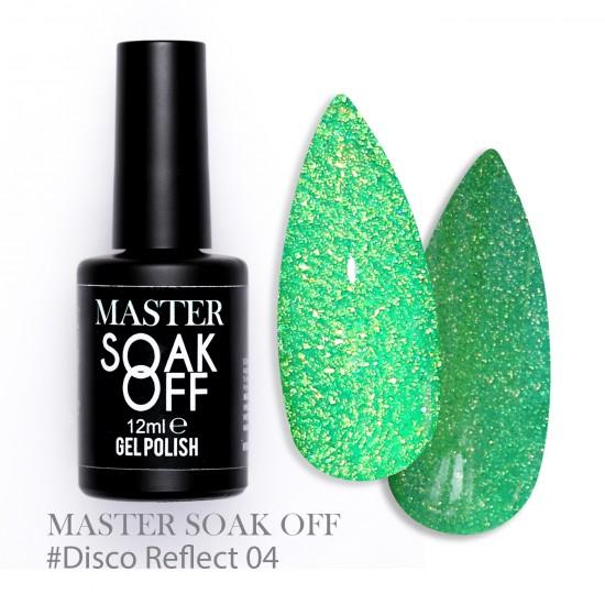 04 Disco reflect - Master Color Soak Off 12 ml