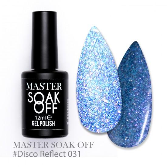 030 Disco reflect - Master Color Soak Off 12 ml