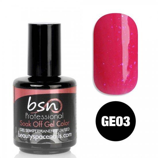 GE 03 - Soak Off UV Gel Polish